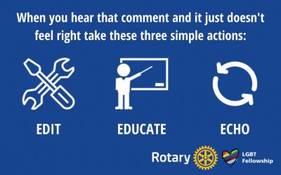 Don't stay silent – social media pack