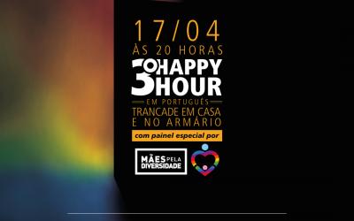 3º Happy Hour em Português